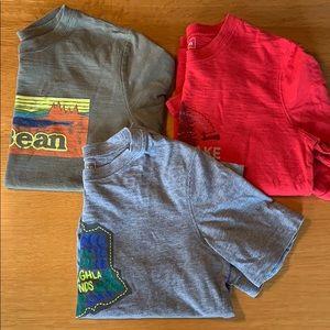 Boys LL Bean Shirts